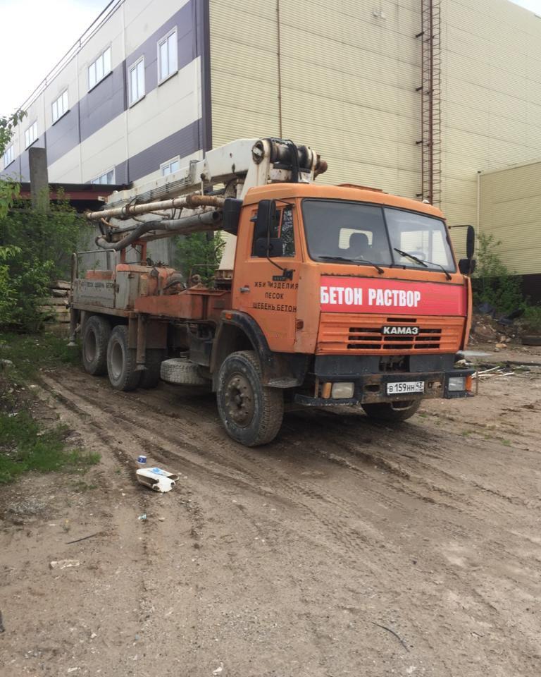 Бетон в миксерах купить в кирове альфа бетон екатеринбург