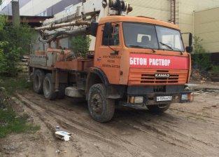 Растворо-бетонный узел на ул. Грибоедова